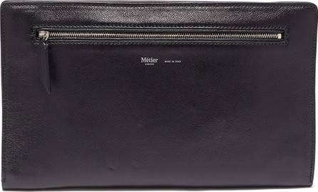 METIER 'Runaway I' buffalo leather envelope pouch
