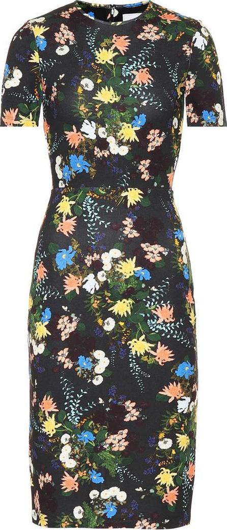 Erdem Floral-printed midi dress