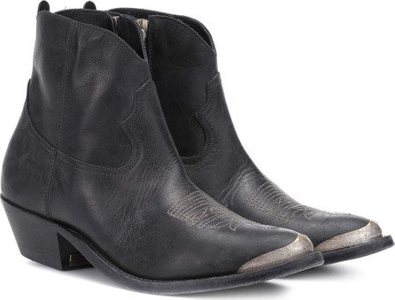 Golden Goose Deluxe Brand Young leather ankle boots