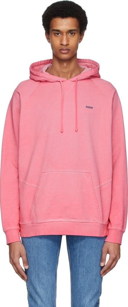 HUGO Pink Derraine Hoodie