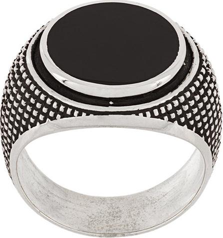 Andrea D'amico Round shape stone ring