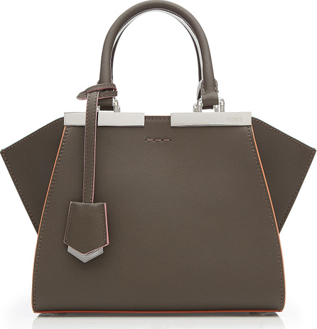 Fendi 3Jours Leather Tote
