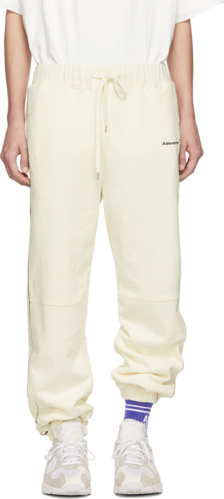 ADER error Off-White Incision Jogger Pants