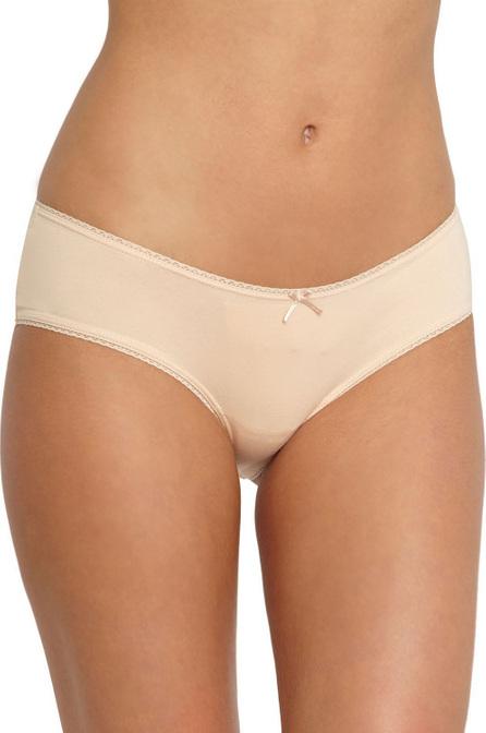 Eberjey Goddess Pima Cotton Bikini Briefs