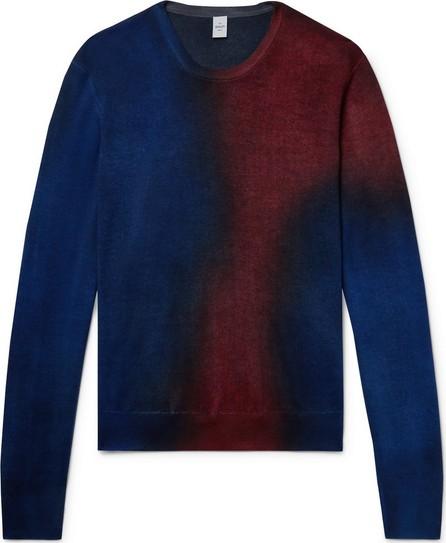 Berluti Slim-Fit Ombré Cashmere and Silk-Blend Sweater