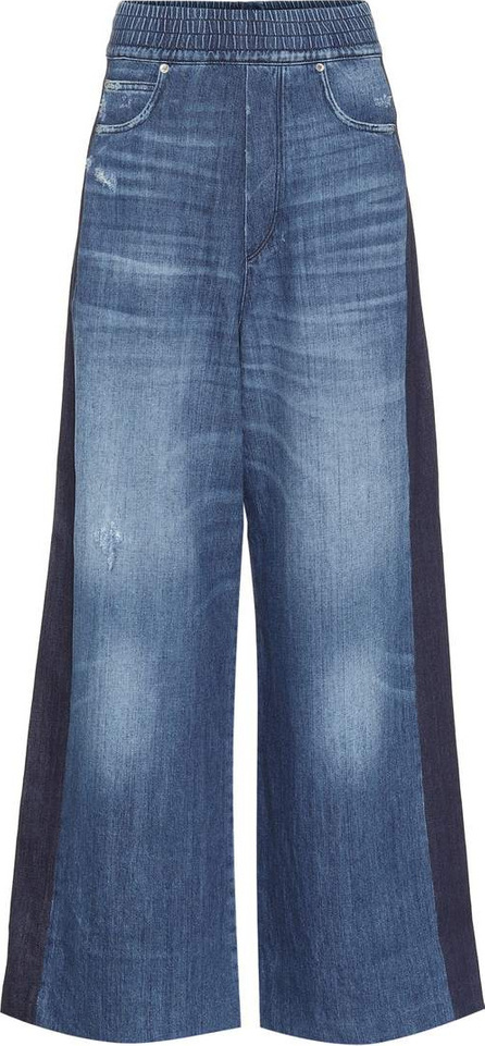 Golden Goose Deluxe Brand Sophie high-rise flared jeans
