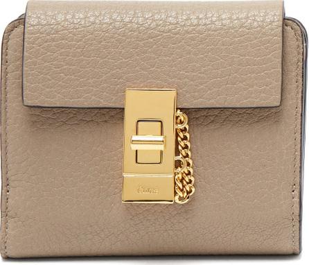 Chloe Drew leather wallet