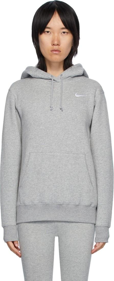 Nike Grey Sportswear Essentials Hoodie