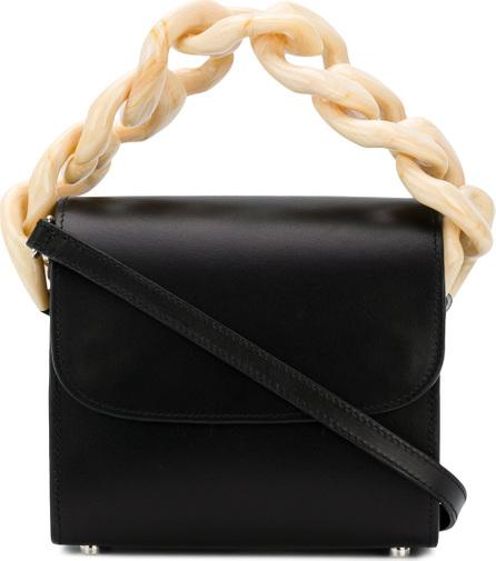Marques'Almeida Chain handle shoulder bag