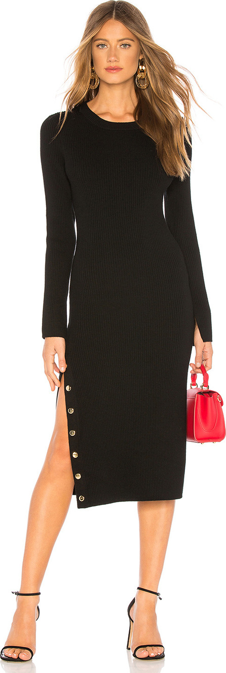 Alice + Olivia Selena Sweater Dress