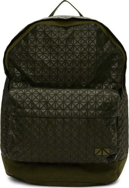 Bao Bao Issey Miyake Khaki Daypack Backpack