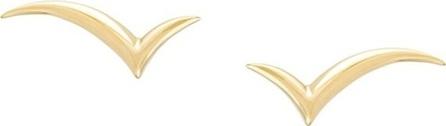 Gisele For Eshvi 'Fly with Me' earrings