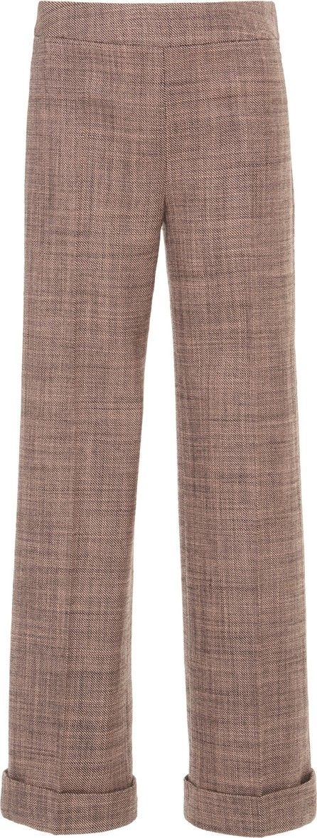 Agnona Straight Pants