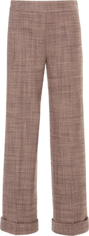 Agnona Straight Pants