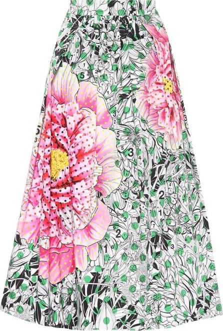 Mary Katrantzou Bowles floral-printed skirt