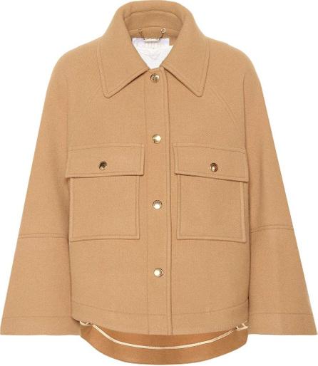 Chloe Wool-blend jacket