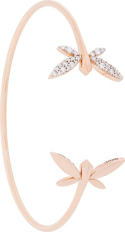 Anapsara Double dragonfly bracelet