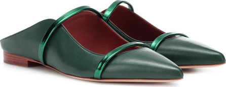 Malone Souliers Maureen leather slippers