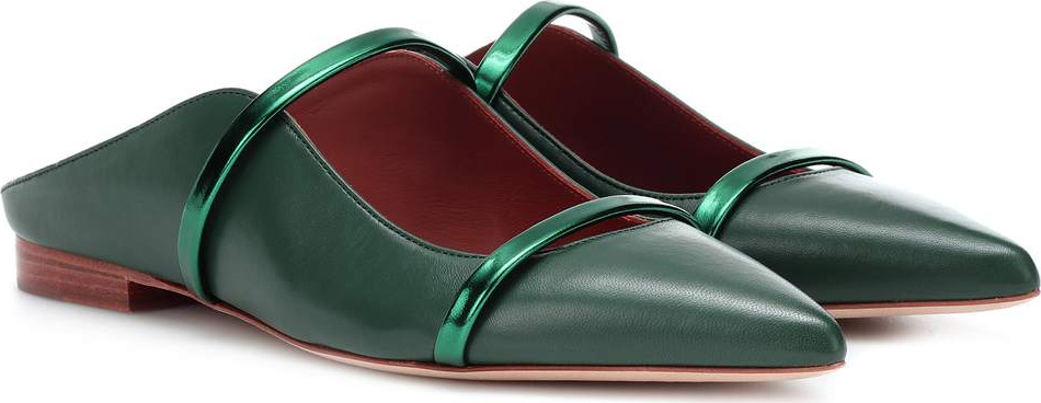 Malone Souliers - Maureen leather slippers