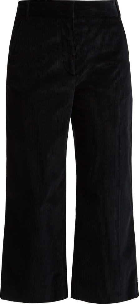 Weekend Max Mara Puzzle corduroy cropped trousers