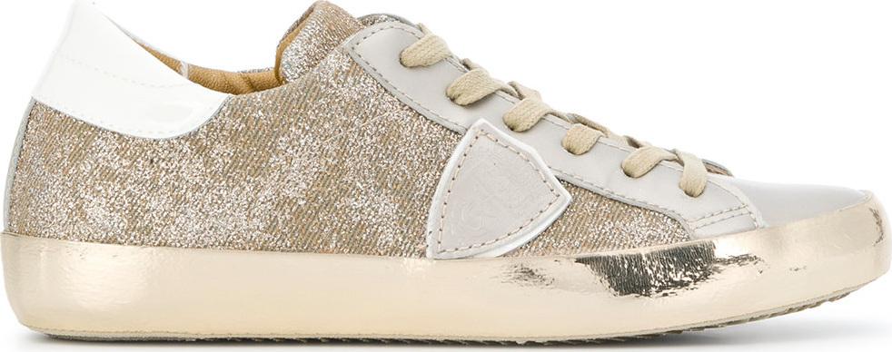 Philippe Model - Paris laminated sneakers