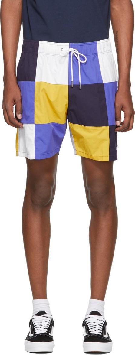 Aimé Leon Dore Multicolor Checkered Shorts
