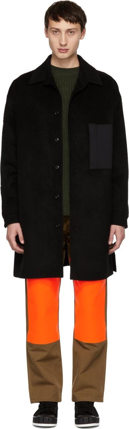 Etudes Black Sublime Coat