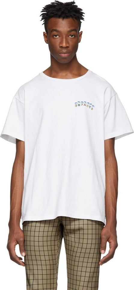 Enfants Riches Deprimes White Madness T-Shirt