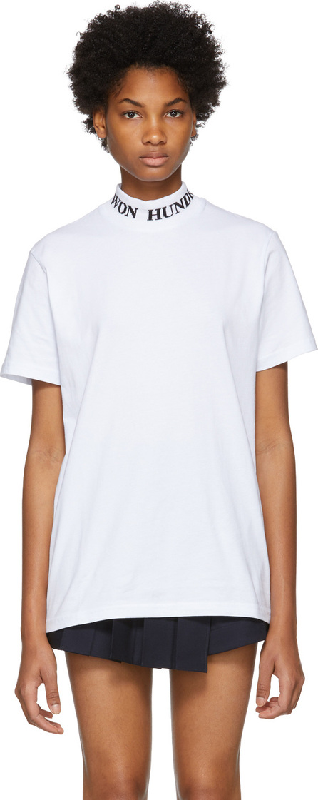Won Hundred White Prague T-Shirt