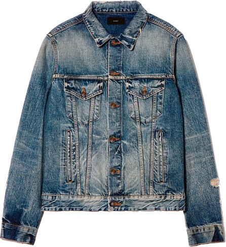 Alanui Landscape denim jacket