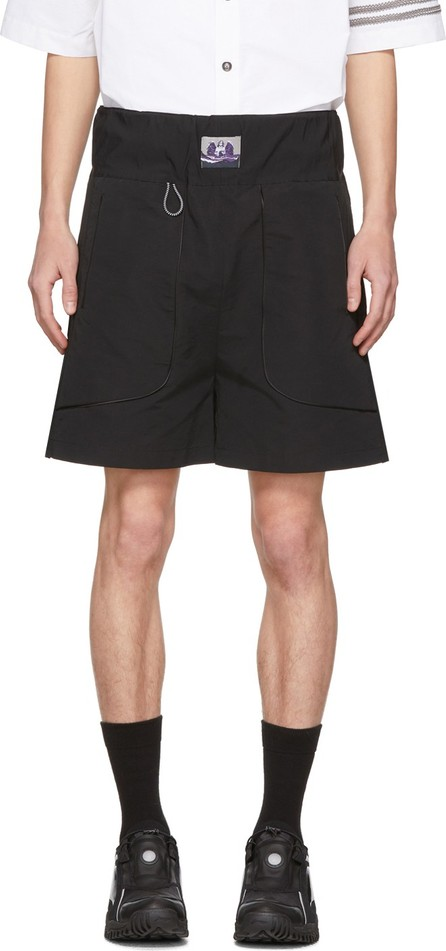 Boramy Viguier SSENSE Exclusive Black Muay Thai Shorts