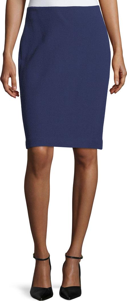Armani Collezioni Crepe Pencil Skirt