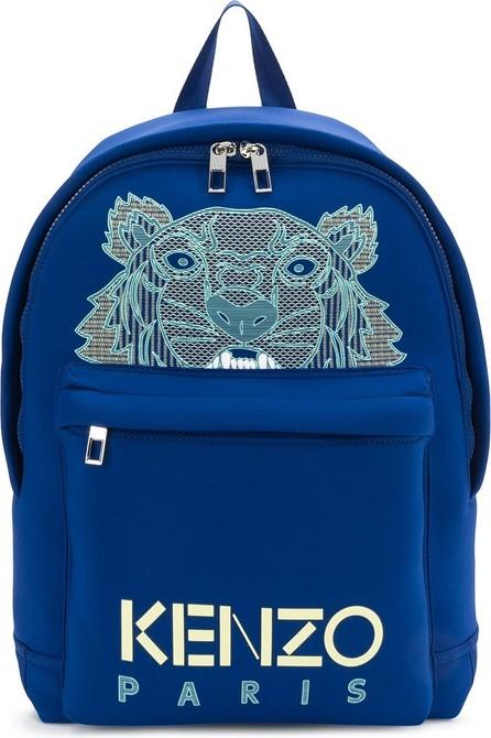 KENZO Large Tiger logo backpack