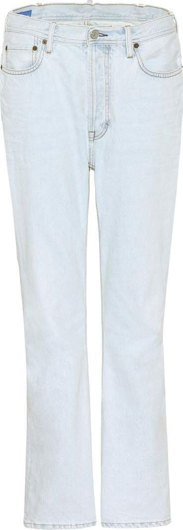 Acne Studios Log boyfriend jeans