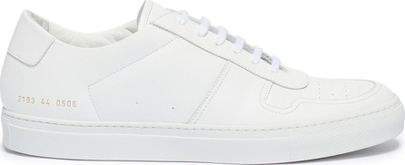 Common Projects 'Bball Low' leather sneakers