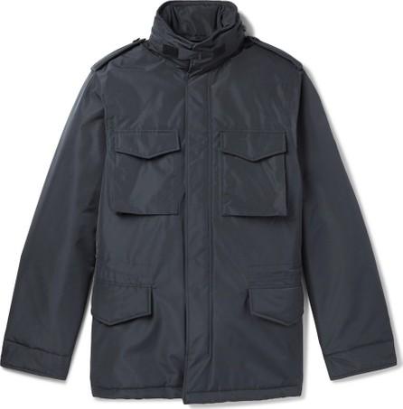 Aspesi Shell Hooded Field Jacket