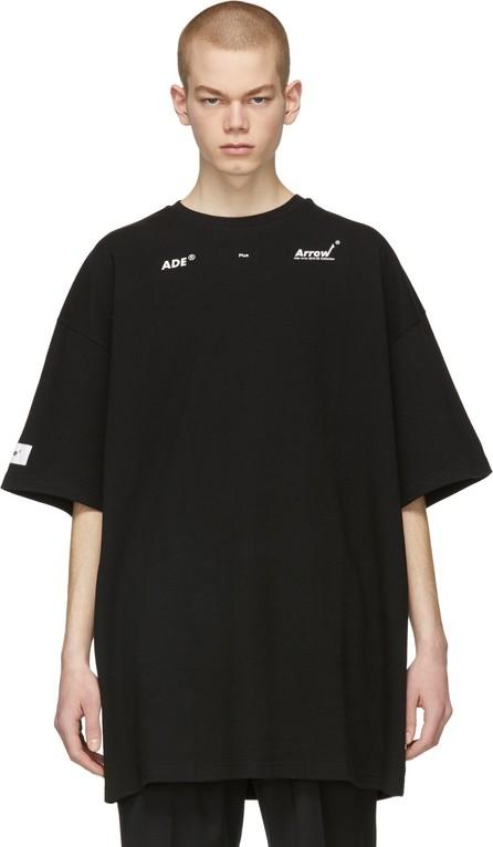 ADER error Black Array T-Shirt