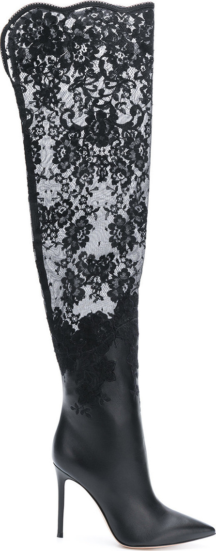 Gianvito Rossi Debrah over the knee boots