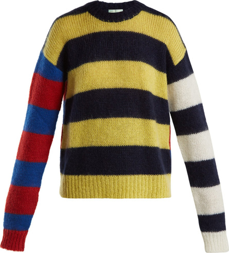 Aries Striped knitted sweater
