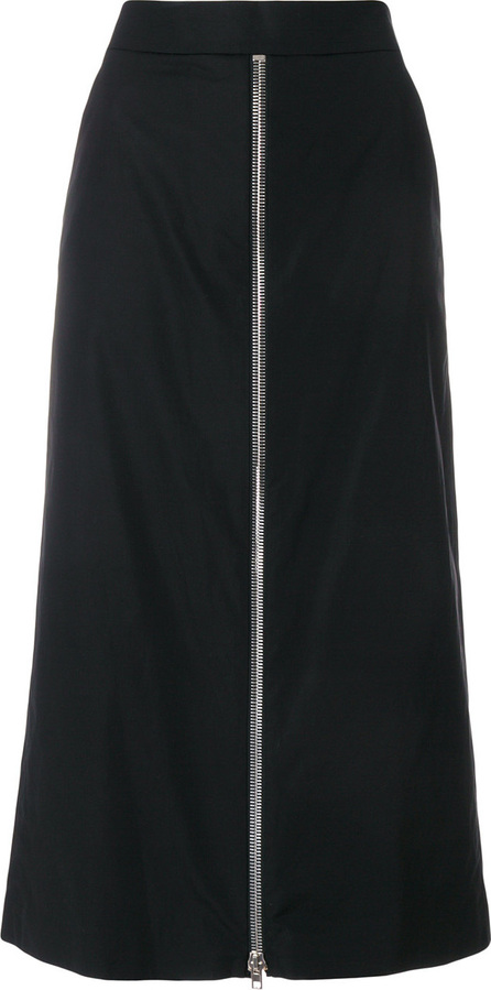 Alexander Wang Cropped skirt-trousers