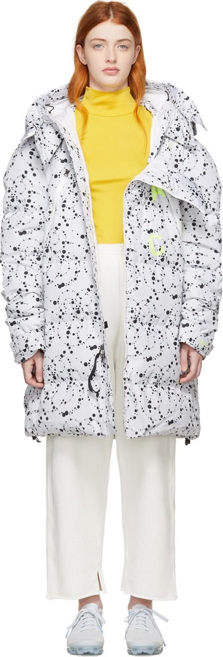 NikeLab White Errolson Hugh Edition ACG Down Jacket