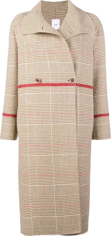 Agnona Houndstooth coat
