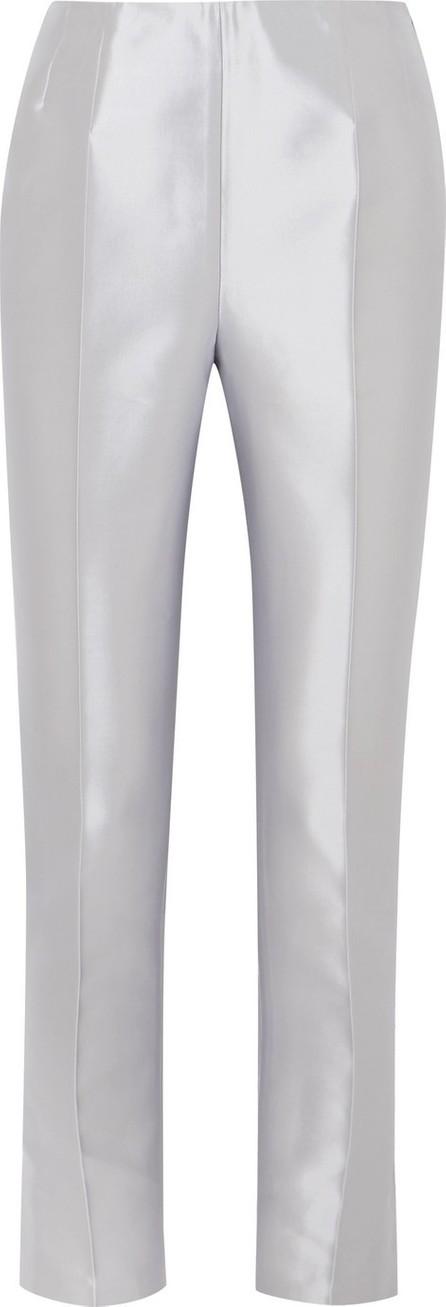 Gabriela Hearst Masto silk and wool-blend slim-leg pants
