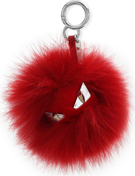 Fendi Bag Bugs Monster Fox and Rabbit Fur Bag Charm