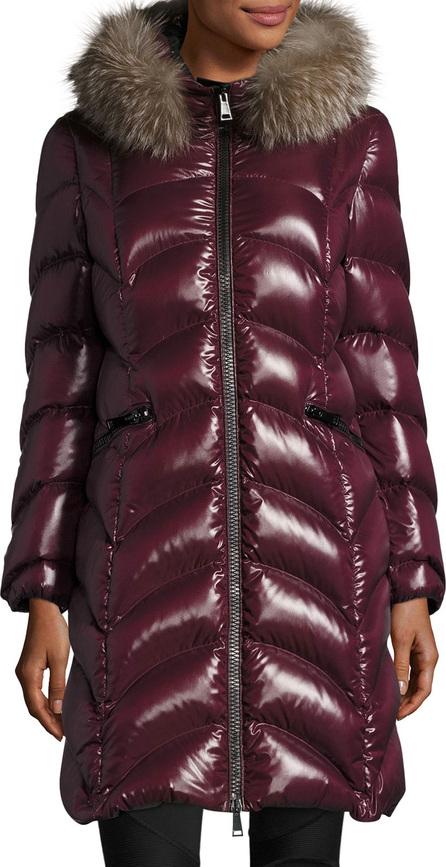 Moncler Albizia Hooded Puffer Jacket