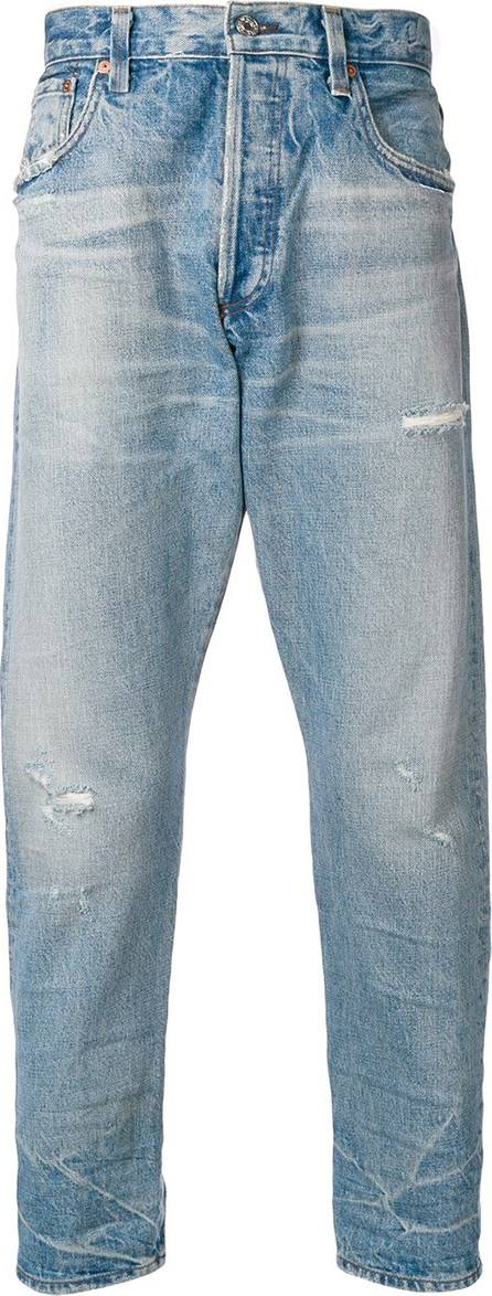Citizens Of Humanity Cropped loose fit jeans