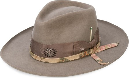 Nick Fouquet Astral smoke felt hat