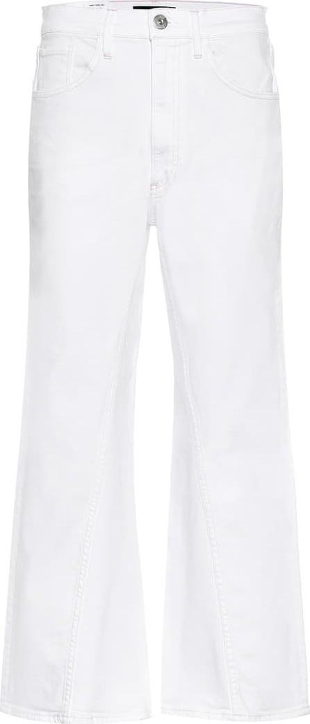 3X1 Aimee high-rise wide-leg jeans