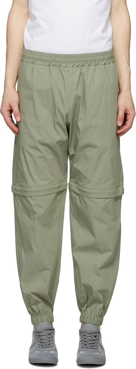 Stella McCartney Khaki Patrick Trousers