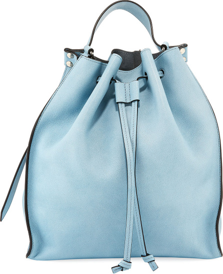 J.W.Anderson Leather Drawstring Hobo Bag